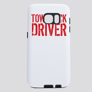 Tow Truck Driver Badass Job Samsung Galaxy S7 Case