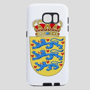 Denmark  Coat of Arms Samsung Galaxy S7 Case