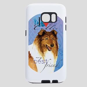Collie T Samsung Galaxy S7 Case