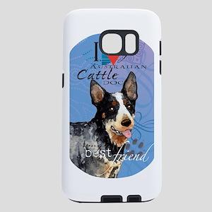 Cattle dogT Samsung Galaxy S7 Case