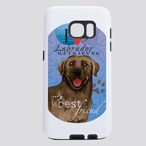 choc lab T-K Samsung Galaxy S7 Case