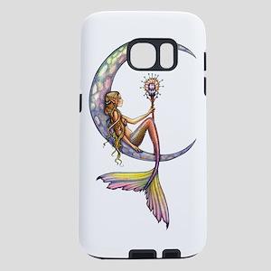 Mermaid Moon Fantasy Art Samsung Galaxy S7 Case