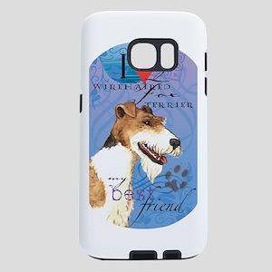 fox wire T Samsung Galaxy S7 Case
