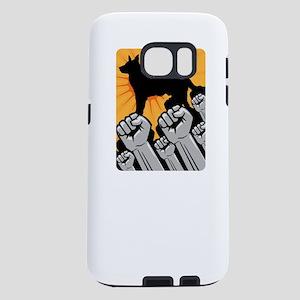 3-Australian Cattle Dog Samsung Galaxy S7 Case