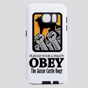 Australian Cattle Dog Samsung Galaxy S7 Case