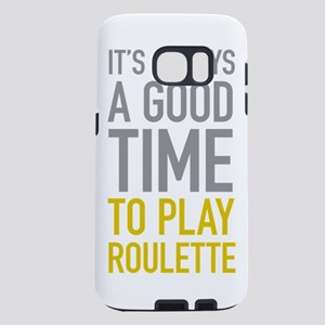 Play Roulette Samsung Galaxy S7 Case