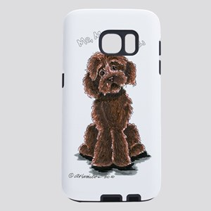 ChocDoodle-ManipulateBK Samsung Galaxy S7 Case