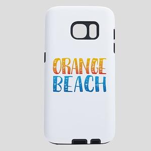Orange Beach Samsung Galaxy S7 Case