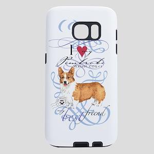 Pembroke Welsh Corgi Samsung Galaxy S7 Case