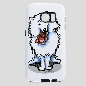 aed-bear-lt Samsung Galaxy S7 Case