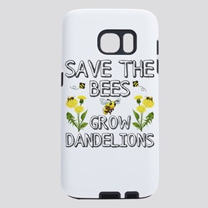 Save The Bees Grow Dandelions Samsung Galaxy S7 Ca