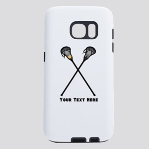 Lacrosse Player Customized Samsung Galaxy S7 Case