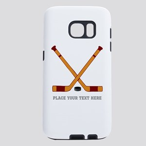 Ice Hockey Customized Samsung Galaxy S7 Case