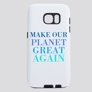Make Our Planet Great Agai Samsung Galaxy S7 Case