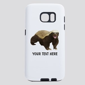 Honey Badger Customized Samsung Galaxy S7 Case