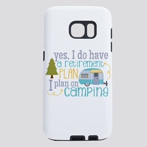 Yes, I Do Have A Retirement Samsung Galaxy S7 Case
