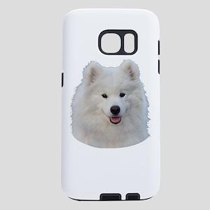 Samoyed face Samsung Galaxy S7 Case