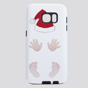 Baby Hands and Feet with Sa Samsung Galaxy S7 Case