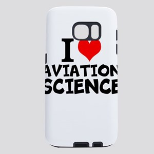 I Love Aviation Science Samsung Galaxy S7 Case