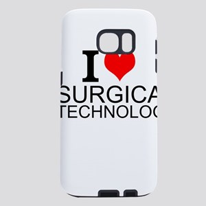 I Love Surgical Technology Samsung Galaxy S7 Case