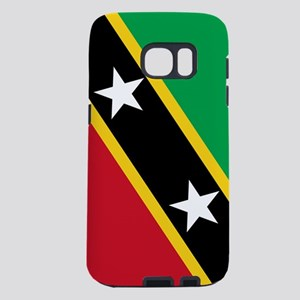 Saint Kitts and Nevis Flag Samsung Galaxy S7 Case