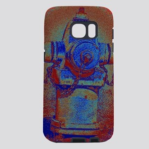 The Fire Hydrant Samsung Galaxy S7 Case
