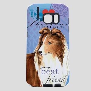 sheltieT Samsung Galaxy S7 Case
