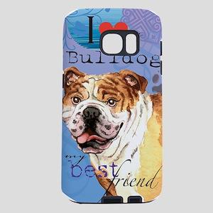 bulldogT Samsung Galaxy S7 Case