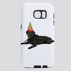 Chocolate Lab Birthday Samsung Galaxy S7 Case