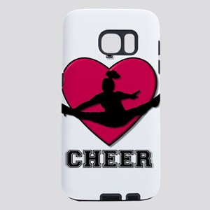 Love Cheerleading Samsung Galaxy S7 Case