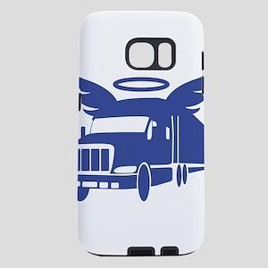 trucker angel Samsung Galaxy S7 Case