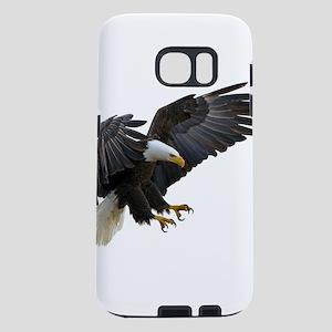 Bald Eagle Flying Samsung Galaxy S7 Case