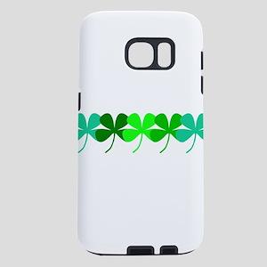 Irish 4 Leaf Clovers for P Samsung Galaxy S7 Case