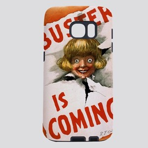 Buster is coming - US Lithograph - 1907 Samsung Ga