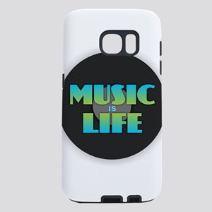 MUSIC is LIFE Samsung Galaxy S7 Case