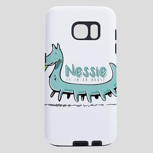Nessie is in da house Samsung Galaxy S7 Case