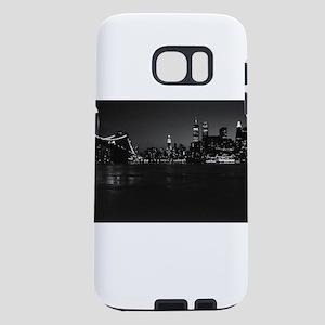 New York City Manhattan Sk Samsung Galaxy S7 Case