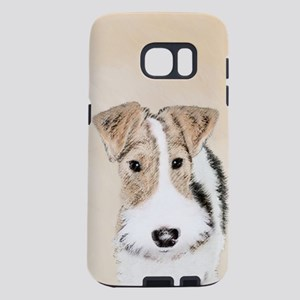 Wire Fox Terrier Samsung Galaxy S7 Case