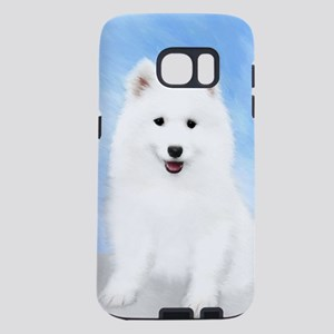 Samoyed Puppy Samsung Galaxy S7 Case