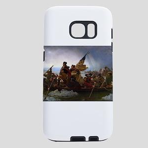 Washington Crossing the De Samsung Galaxy S7 Case
