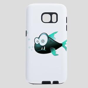Piranha Fish Samsung Galaxy S7 Case