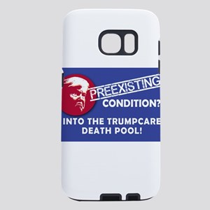 Preexisting condition? Tru Samsung Galaxy S7 Case