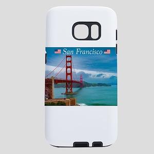 Stunning! Golden Gate Brid Samsung Galaxy S7 Case