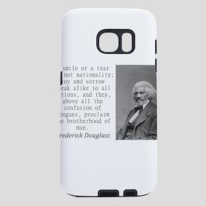 A Smile Or A Tear Samsung Galaxy S7 Case