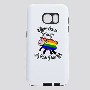 Rainbow sheep Samsung Galaxy S7 Case