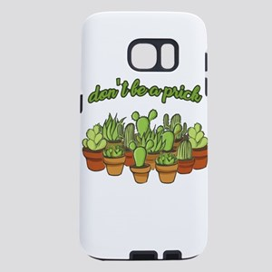 Cactus - Don't be a prick Samsung Galaxy S7 Case