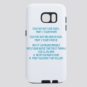 Don't Like Guns Samsung Galaxy S7 Case