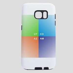 Four Corners Samsung Galaxy S7 Case