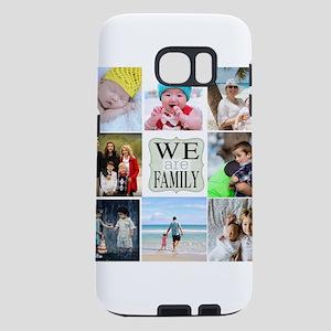 Custom Family Photo Collage Samsung Galaxy S7 Case