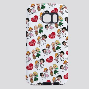 I Love Lucy Character Stic Samsung Galaxy S7 Case